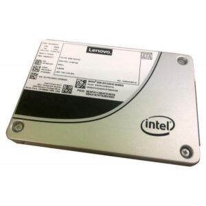 Накопичувач SSD для сервера 960GB SATA SSD 2.5″/S4510 Lenovo (4XB7A10249)