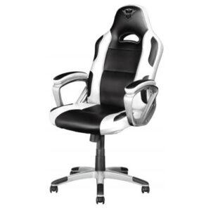 Крісло ігрове Trust GXT705W Ryon White (23205)