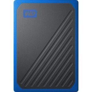 Накопичувач SSD WD USB 3.0 500GB (WDBMCG5000ABT-WESN)