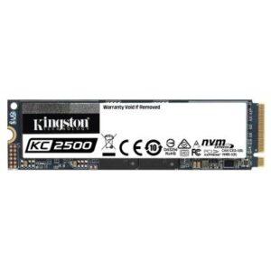 Накопичувач SSD M.2 2280 1TB Kingston (SKC2500M8/1000G)