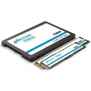 Накопичувач SSD M.2 2280 400GB MICRON (MTFDHBA400TDG-1AW1ZABYY)