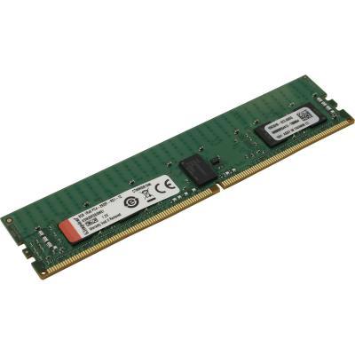 Модуль пам'яті для сервера DDR4 8GB ECC RDIMM 2933MHz 1Rx8 1.2V CL21 Kingston (KSM29RS8/8MEI)