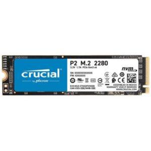 Накопичувач SSD M.2 2280 1TB MICRON (CT1000P2SSD8)