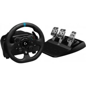 Кермо Logitech G923 Racing Wheel and Pedals for PS4 and PC (941-000149)