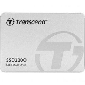 Накопичувач SSD 2.5″ 500GB Transcend (TS500GSSD220Q)