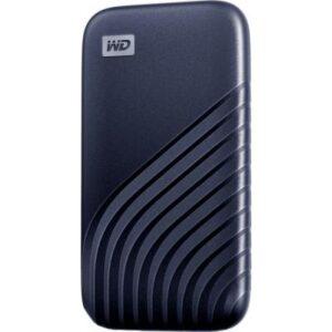 Накопичувач SSD USB 3.2 500GB WD (WDBAGF5000ABL-WESN)