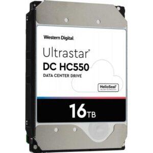Жорсткий диск 3.5″ 16TB Ultrastar DC HC550 WD (WUH721816ALE6L4)