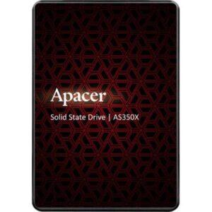 Накопичувач SSD 2.5″ 512GB AS350X Apacer (AP512GAS350XR-1)