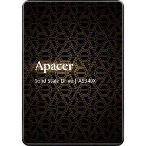 Накопичувач SSD 2.5″ 120GB AS340X Apacer (AP120GAS340XC-1)