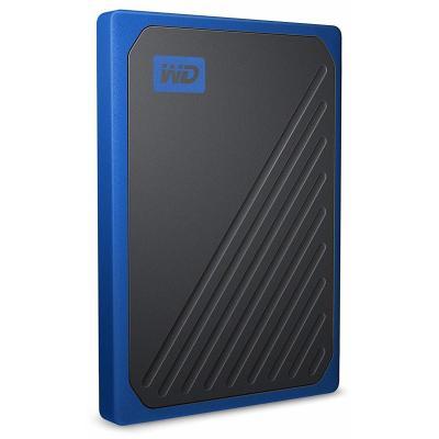 Накопичувач SSD USB 3.0 2TB WD (WDBMCG0020BBT-WESN)