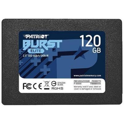 Burst Elite Patriot (PBE120GS25SSDR)