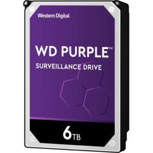 Жорсткий диск 3.5″ 6TB WD (WD62PURZ)