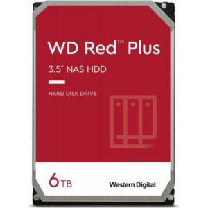 Жорсткий диск 3.5″ 6TB WD (WD60EFZX)