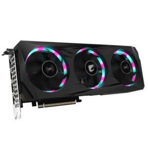 Відеокарта GIGABYTE GeForce RTX3060 12Gb AORUS ELITE (GV-N3060AORUS E-12GD)