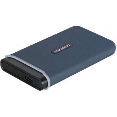 Накопичувач SSD USB 3.1 500GB Transcend (TS500GESD370C)