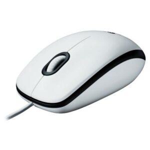 Мишка Logitech M100 White (910-005004)