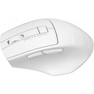 Мишка A4Tech FG30S Grey+White