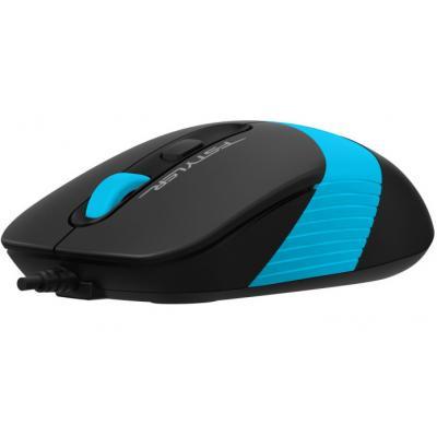 Мишка A4Tech FM10S Blue