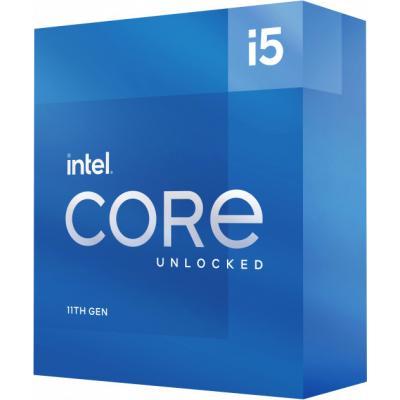 Купити INTEL i5 11600K (BX8070811600K) Процесор Core™