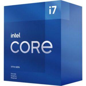 Процесор INTEL Core™ i7 11700F (BX8070811700F)