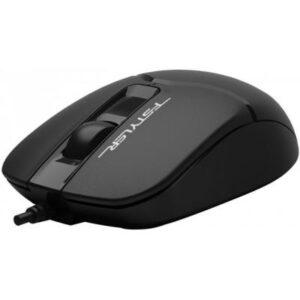 Мишка A4Tech FM12 Black