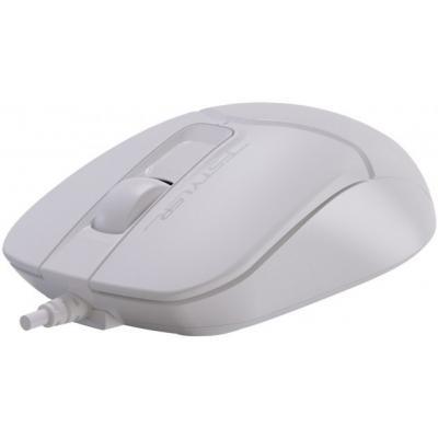 Мишка A4Tech FM12 White