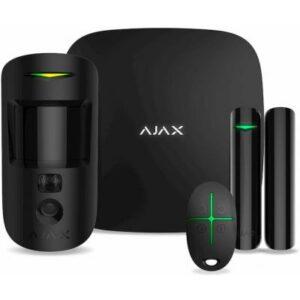 Комплект охоронної сигналізації Ajax StarterKit Cam /black