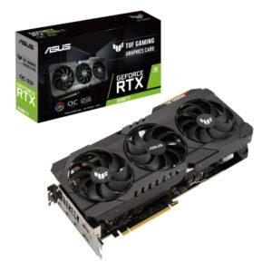 Відеокарта ASUS GeForce RTX3080Ti 12Gb TUF GAMING OC (TUF-RTX3080TI-O12G-GAMING)