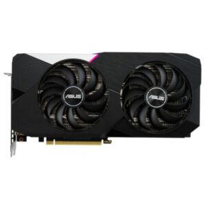 Відеокарта ASUS GeForce RTX3060Ti 8Gb DUAL OC V2 LHR (DUAL-RTX3060TI-O8G-V2)
