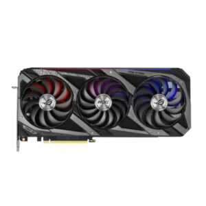 Відеокарта ASUS GeForce RTX3060Ti 8Gb ROG STRIX OC GAMING V2 LHR (ROG-STRIX-RTX3060TI-O8G-V2-GAMING)