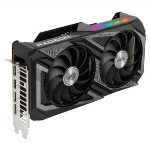 Відеокарта ASUS Radeon RX 6600 XT 8Gb ROG STRIX OC GAMING (ROG-STRIX-RX6600XT-O8G-GAMING)